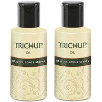 Trichup Healthy Long  Strong Herbal Hair Oil (100 Ml) (Pack Of 2)