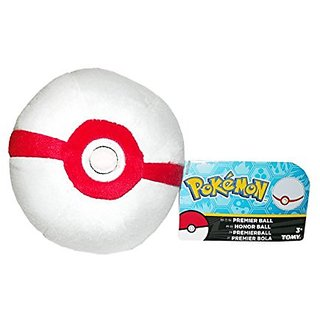 Pokemon Plush Premier Ball