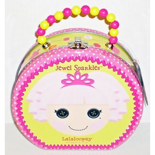 Lalaloopsy Jewel Sparkles Hatbox Tin Carry-All