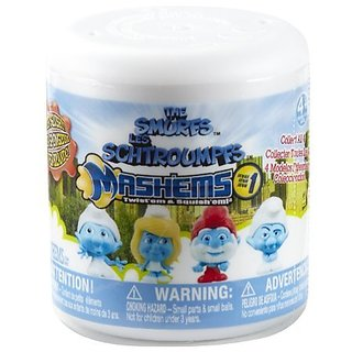 Mashems The Smurfs by Toyland
