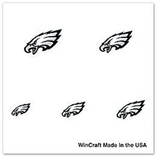 NFL Philadelphia Eagles 75870091 Fingernail Tattoos