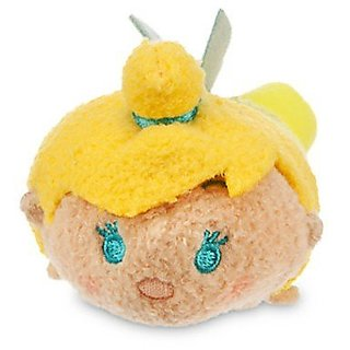 Disney Tinker Bell Tsum Tsum Plush - Peter Pan - Mini - 3 1 2