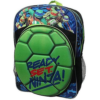 Nickelodeon TMNT Shell Ready, Set, Ninja! Backpack