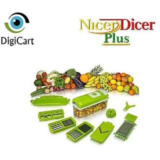 DigiCart High Quality Vegetable Cutter Fruit Slicer Peeler