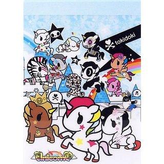Unicorno Tear Out Notebook by Tokidoki