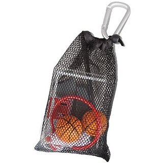Basketball Game Time Clip-On Portable Sports