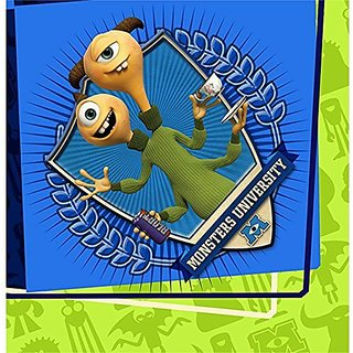 Monsters University Inc. Large Napkins (16ct)