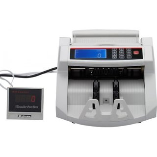 Artek Lada Eco LCD Automatic Money Counting Machine with inbuilt fake note detector (New 500 and 2000 Notes Compatible)