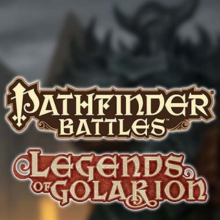 Wizkids Pathfinder Battles Legends of Golarion Booster Brick