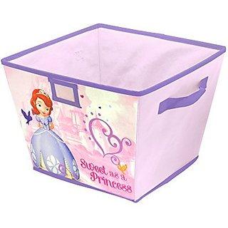 Disney Sofia the First Stackable Storage Bin, 10