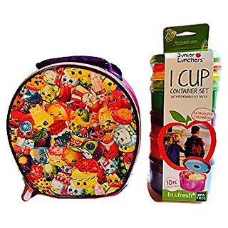 Shopkins Lunch Bag Bundle