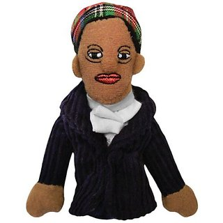 Harriet Tubman Finger Puppet and Refrigerator Magnet - By The Unemployed Philosophers Guild