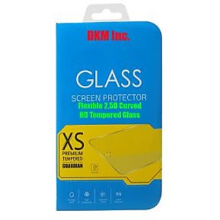 DKM Inc 25D Curved Edge HD 033mm Flexible Tempered Glass for Redmi Note 4