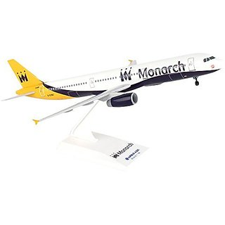 Daron Skymarks Monarch Air A321 Model Kit (1:150 Scale)