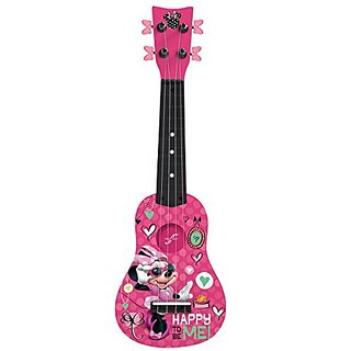 Disney Minnie Mouse Mini Guitar by First Act - MO290