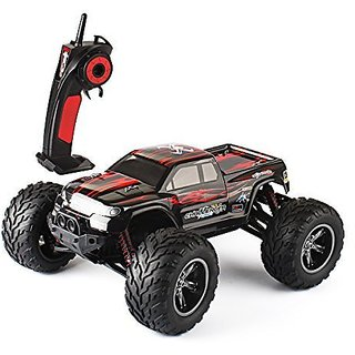 RC Truck, Yokkao Monster Offroad Vortex S911 1: 12 Scale 2.4G High Speed 40 Km h Full Proportion Waterproof Shock-resist