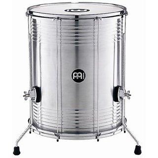 Meinl Percussion SU18-L Stand Alone Aluminum Surdo with 18-Inch Synthetic Head