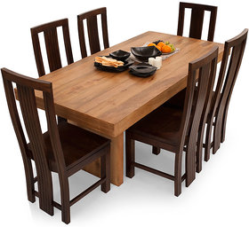 Shagun Arts - Jordan-Capra 6 Seater Dining Table Set