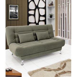 Zuri Supersoft Sofa Cum Bed By Fabhomedecor(Fhd114)