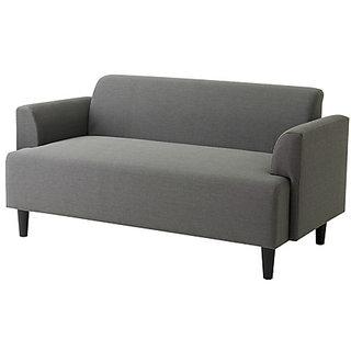 Hemlingby Two-Seat Sofa Grey