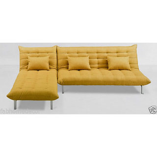 L Shaped Sofa Cum Bed(Fhd138)
