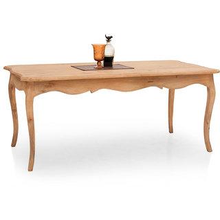Shagun Arts - Dinan Dining Table - Natural