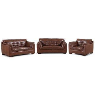 FNU Six Seater Sofa Set 3-2-1