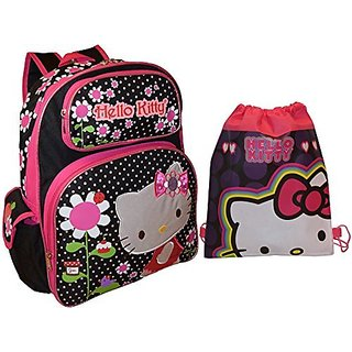 Hello Kitty Deluxe embroidered 16