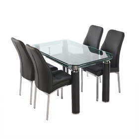 Four Sitter Dining Table Set (F-297 + 226)