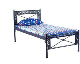 Metal Single Bed - B-21