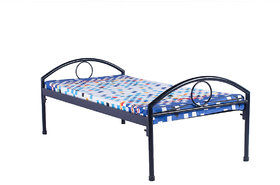 Metal Single Bed - B-22