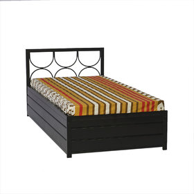 Metal Single Bed - Solo