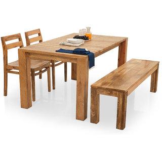 Buy Shagun Arts - Pueblo- 4 Seater Dining Table Set Online - Get 44% Off 9711c859d