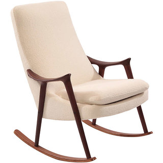 RevoFurnish Rocking Chair 004