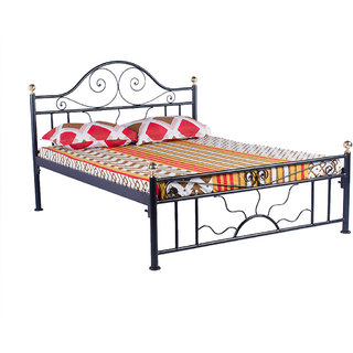 Metal Queen Bed - B-08
