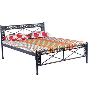 Metal Queen Bed -B-19