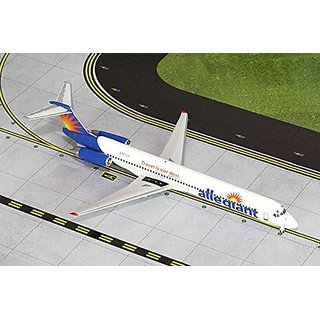 Gemini200 Allegiant MD-80 Vehicle (1:200 Scale)