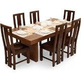 Shagun Arts   Jordan Capra 6 Seater Dining Table Set