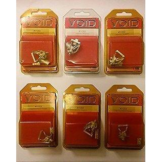 Bundle of 6 Void Miniatures 11203 Legionary Flame Thrower 11202 Legionary Sergeant