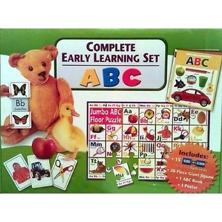 Complete Early Learning Set - ABC