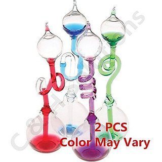 Colorful Office Thinking Hand Boiler, Glass Science Energy Transfer, Children Science Experiment, Love Birds Color Meter
