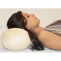 SRM (Best Health) Cervical Pillow Soft Round