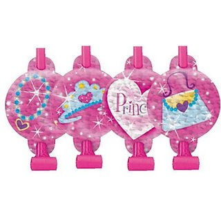 Princess Prismatic Blowouts