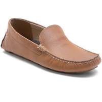 Red Tape Men's Brown Slip On Casual Shoes