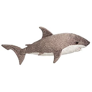 Douglas Cuddle Toys Splatter Tiger Shark 21