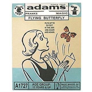 Flying Butterfly - SS Adams