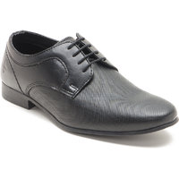 Bond Street By Red Tape Men's Black Formal Shoes