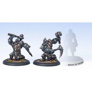 Privateer Press - Warmachine - Cryx: Trollkin Bloodgorgers Model Kit