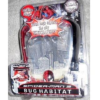 Spider-Man 3 Bug Habitat