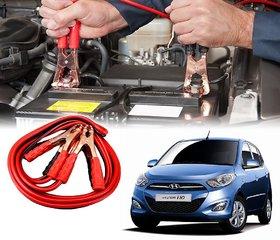 AUTOTRUMP - Car 500 Amp Heavy Duty Jumper Booster Cables Anti Tangle Copper Core 6ft For - Hyundai i10